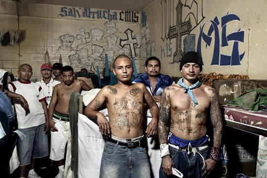former gang membership