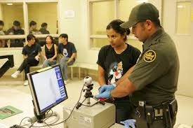 Dupe process of law at the border: Don't tell people about their rights, and they won't exercise them.