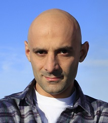 Oops, here is the real Ali Tehrani: Author and Activist; not a Starship Captain (at least not yet).