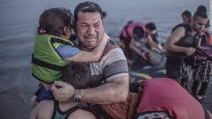 """When we say """"no"""" to a refugee, what does it say about us?"""