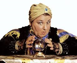 For two bits, Madame Blavatsky can predict when your interview will be. And I'll bet she's more accurate than the AOSB.